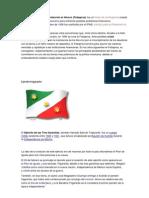 Bandera Trigarante