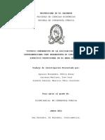 Comparativo Entre Sistemas Tributarios de c.a.