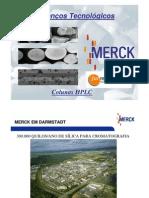 Merck Colunas HPLC