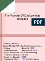 Dabbawallas of Mumbai