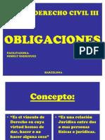 Diapositivas de Obligaciones Para Blog