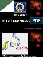 Iptv Presentation Report