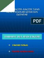 bab12faktor kegiatan ekonomi