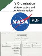 NASA's Organization