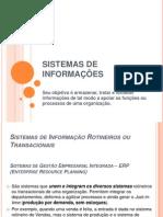 Sistemas de Informacoes (1)
