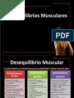 Desequilibrio Muscular Ip 2012