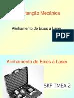 Alinhamento de Eixos a Laser