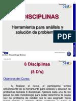 Curso 8 Disciplinas 2006