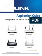 FTP Server Application Guide f