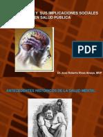 Clase Salud Mental y Problemas Sociales en Salud Publica