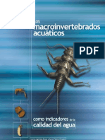 Manual Los Macroinvertebrados Acuaticos