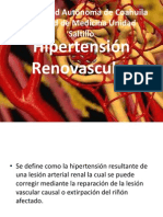 Hipertension Renovascular