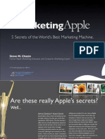 Marketing Apple eBook