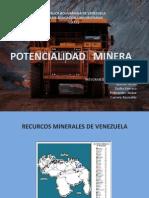 potencialidad minera