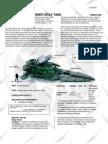 Data Sheet Eldar Void Spinner