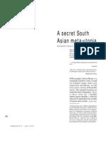 A SECRET SOUTH ASIAN META-UTOPIA