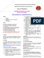 IT 01 - Procedimentos Administrativos Com Modif. PTS