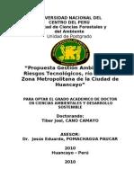 Plan de Tesis-Desarrollo Sostenible!