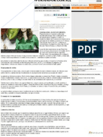 La versatilidad de María Inés (11.06.2011) Guadalajara Jalisco - Alejandro Oliveros - El Informador