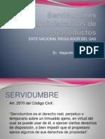 Dr. Melo _ Las Servidumbres Administrativas de Gasoductos