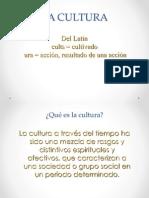 2 Teorias Culturales