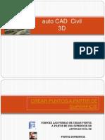 Cuuaderno de Civil 3d