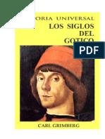 24432567 Grimberg Carl Los Siglos Del Gotico