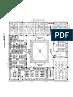 Basement Floor Admin Block MODEL (1)