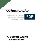 COMUNICAÇÃO PPT