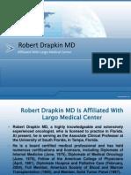 Robert Drapkin MD
