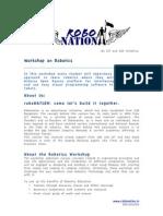 smr workshop on robotics v2