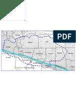 Structure Map Base of Tuscaloosa Marine Shale Feb 2011