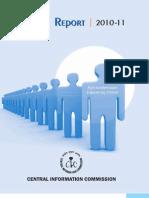 RTI Annual Report