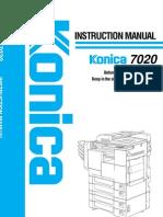 7020 User Manual