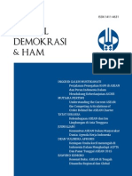 Jurnal Demokrasi Dan Ham Vol9 No1 2011