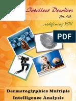 IDPL Sample Report