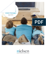 NIELSEN - Global Trust in Advertising 2012