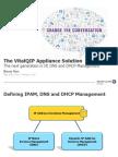 VitalQIP Appliance v1.3.4 May 2011