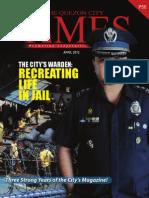 The Quezon City Times Magazine April 2012 issue