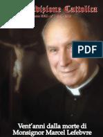 Vent'anni dalla morte di Monsignor Lefebvre...