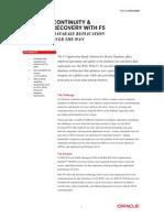 f5 Ars Bc-dr Oracle Db