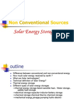 6..Solar Energy Storage