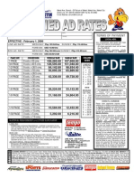 Classified Ad Rates