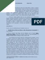 Paralelismo Entre La Iconografia Andina y Mesoamericana. Los Moche y Los Maya. E. Ruiz.