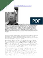 Biografi William Soeryadjaya