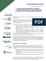 Première étape opérationnelle d'«IssyGrid®» au sein du quartier Seine Ouest à Issy-les-Moulineaux, 1er site pilote en France d'optimisation énergétique