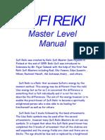 Sufi Reiki Master-Manual