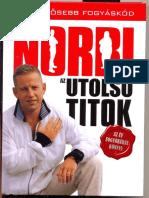 Norbi-Az Utolso Titok