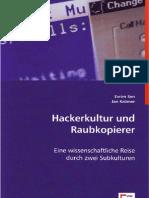 Hackerkultur-Raubkopierer