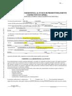 Certificazione Rei Marzo 2012 (Bozza Per Muri e Solai)